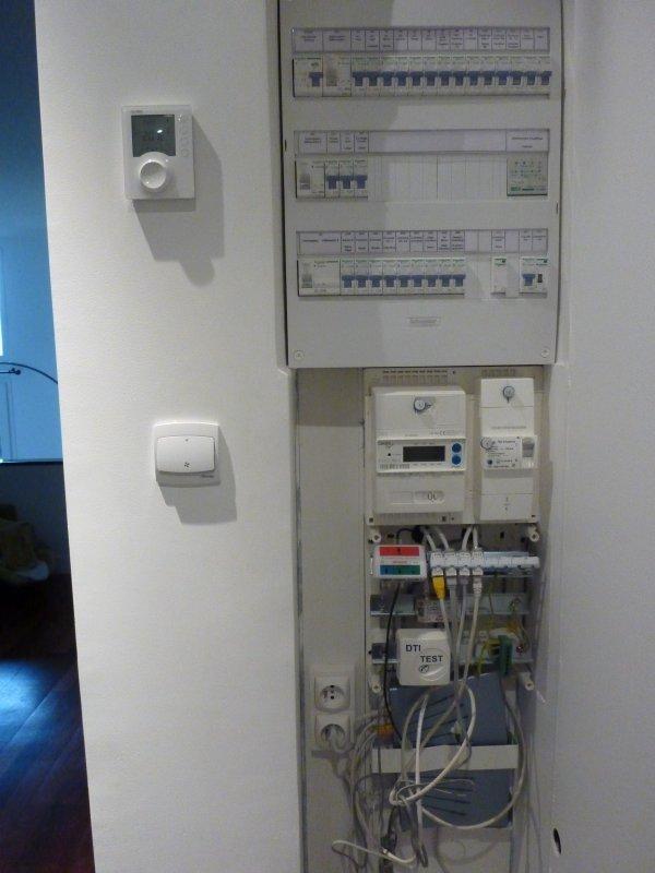 Alpes travaux habitat for Renovation installation electrique maison