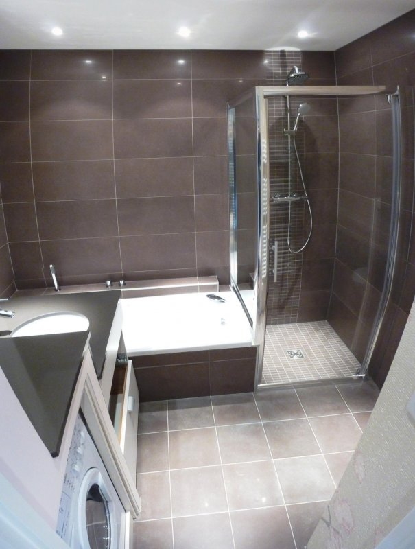 R novation d 39 une salle de bain annecy 74000 alpes for Amenagement sdb 5m2
